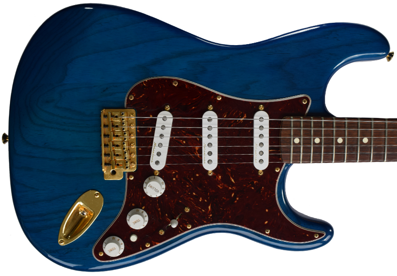 2010 Deluxe Players Stratocaster