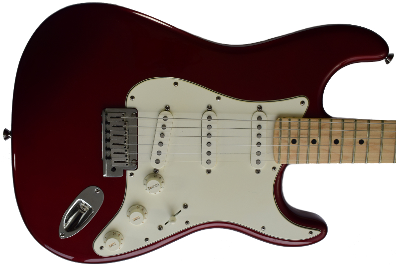 2007 American Series Stratocaster