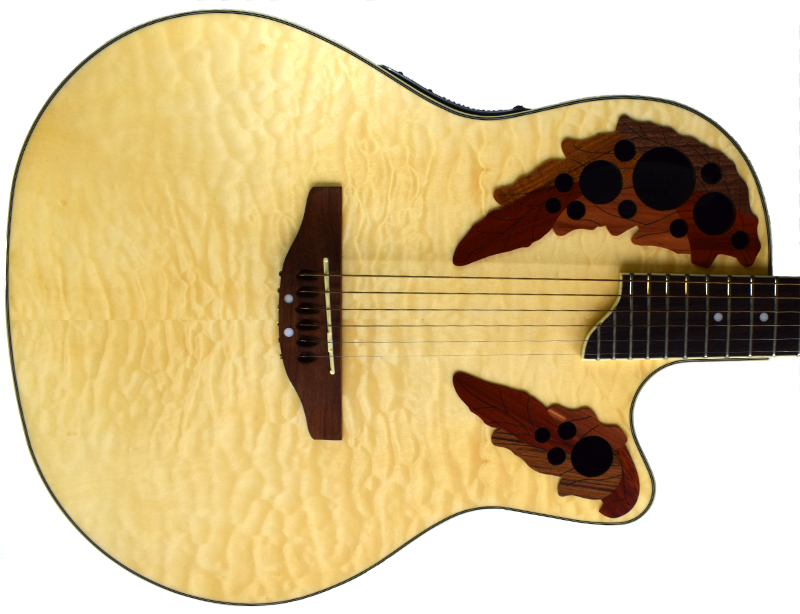 Ovation CP247-4Q Celebrity Deluxe
